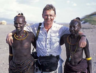 Staud with Turkana Shamans